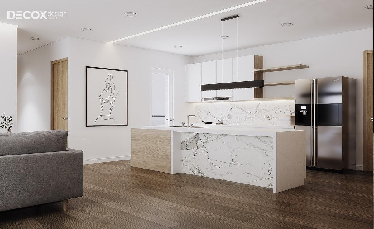 7 vật liệu nội thất tinh tế trong thiết kế nội thất chung cư