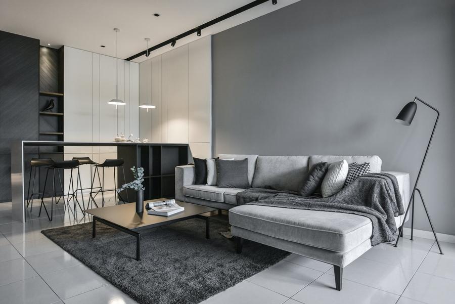 Cách bố trí sofa trong phòng khách khoa học tránh phạm phong thủy