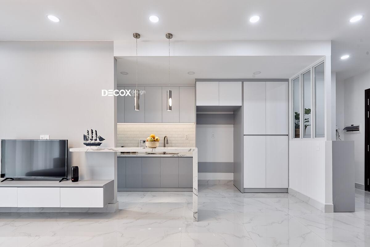 Top 15 phòng bếp nhỏ gọn của Decox Design