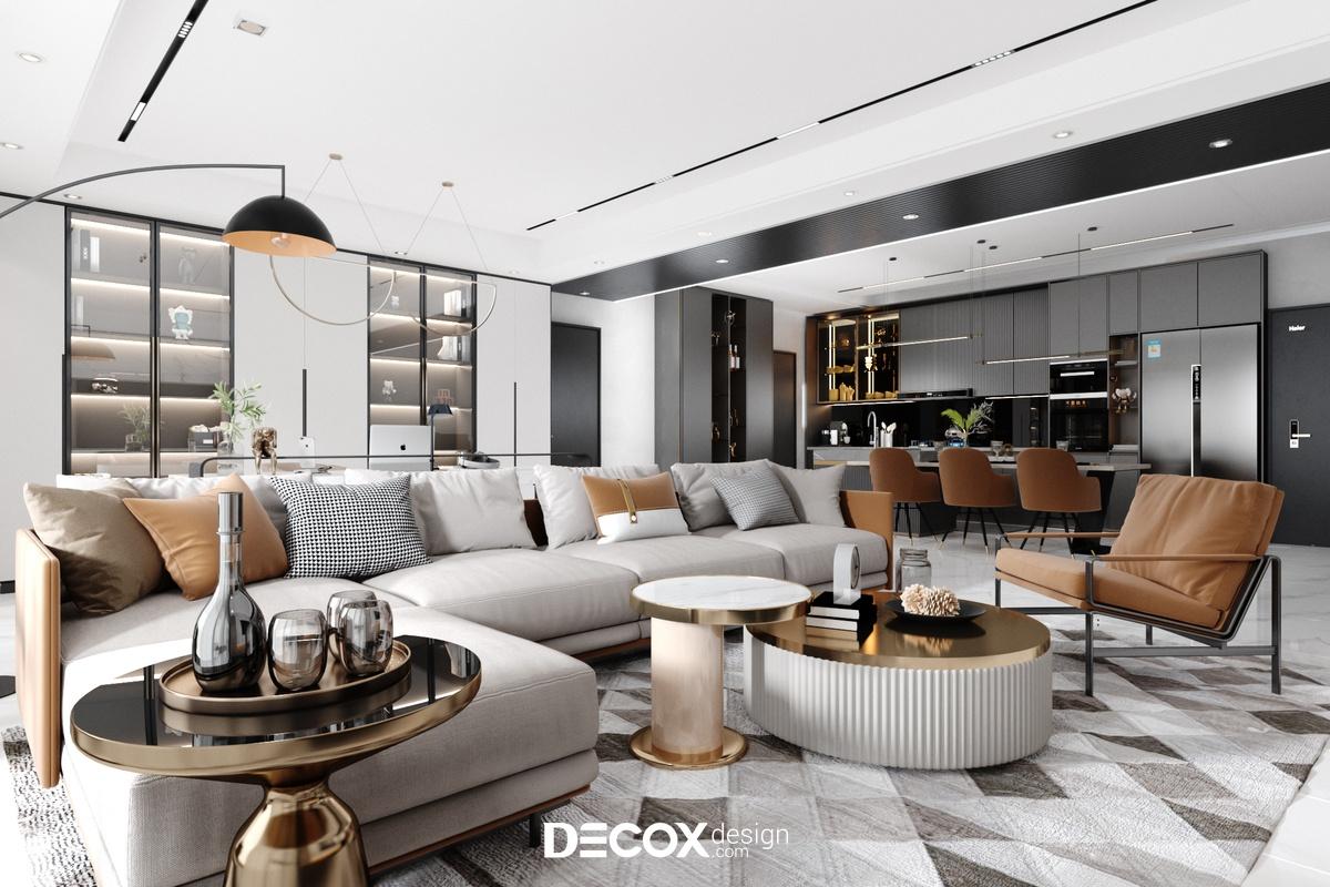 9 Nguyên tắc bố trí phòng khách đẹp chuẩn mực, hợp phong thủy