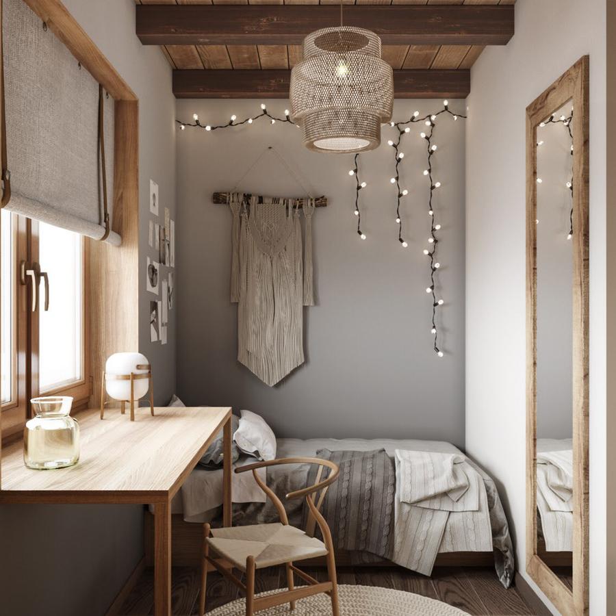 Cách chọn và đặt gương phòng ngủ hợp phong thủy đẹp không gian