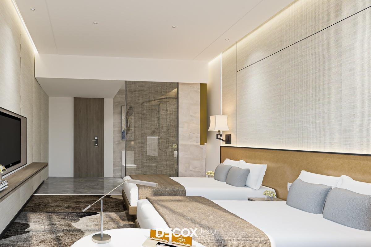 Nội thất Hotel Bellanca 1670m2