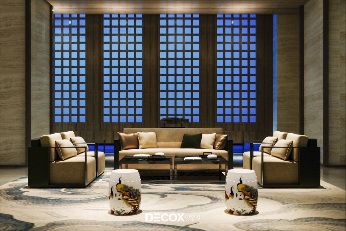 Nội thất Hotel Calandia 6984m2