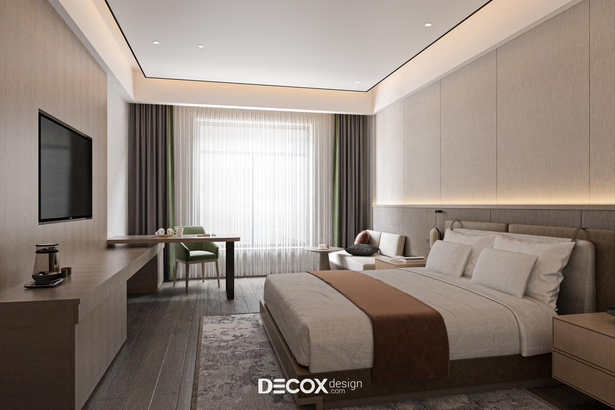 Nội thất Hotel Callista 3551m2