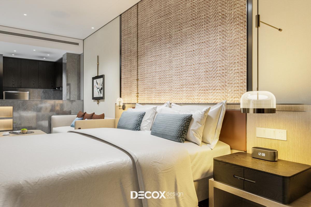 Nội thất Hotel Charis 2160m2
