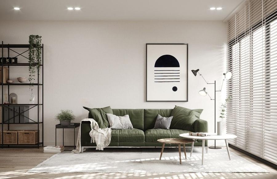 101+ Mẫu kệ trang trí phòng khách đẹp & phong cách xu hướng 2020