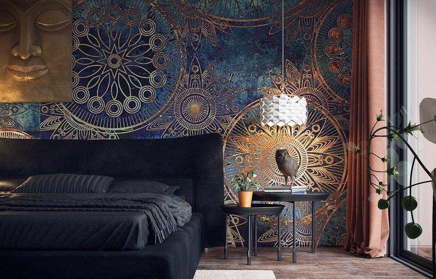 80+ mẫu giấy dán tường phòng ngủ đẹp phù hợp theo từng đối tượng