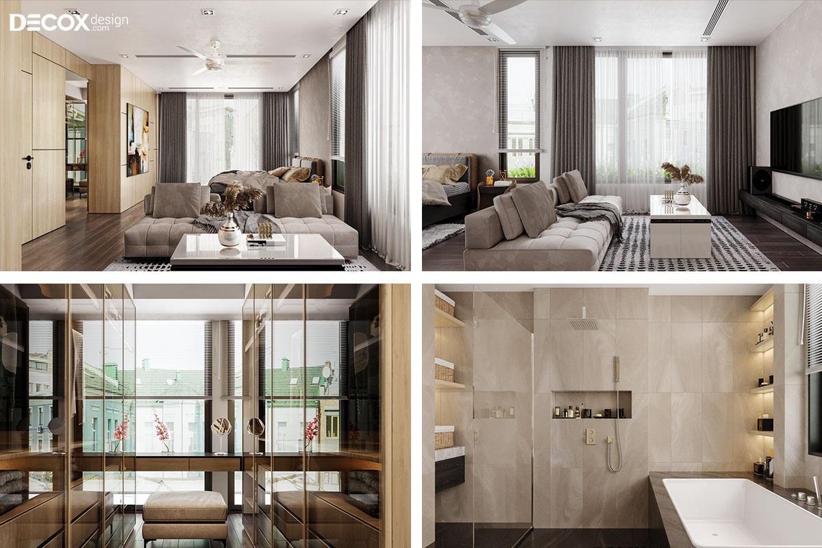 Chiêm ngưỡng 5 mẫu thiết kế nội thất biệt thự hiện đại, cao cấp nhất