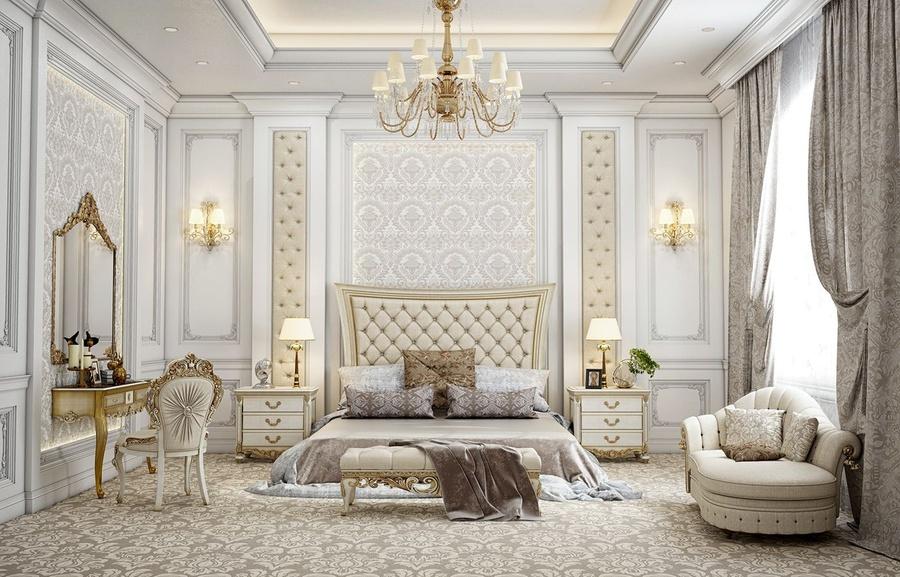 Phong cách tân cổ điển là gì? Đặc trưng và một số lưu ý khi thiết kế nội thất tân cổ điển