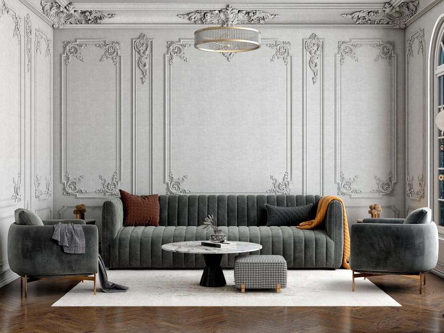 Thiết kế nội thất biệt thự tân cổ điển ĐẸP - SANG TRỌNG - ĐẲNG CẤP