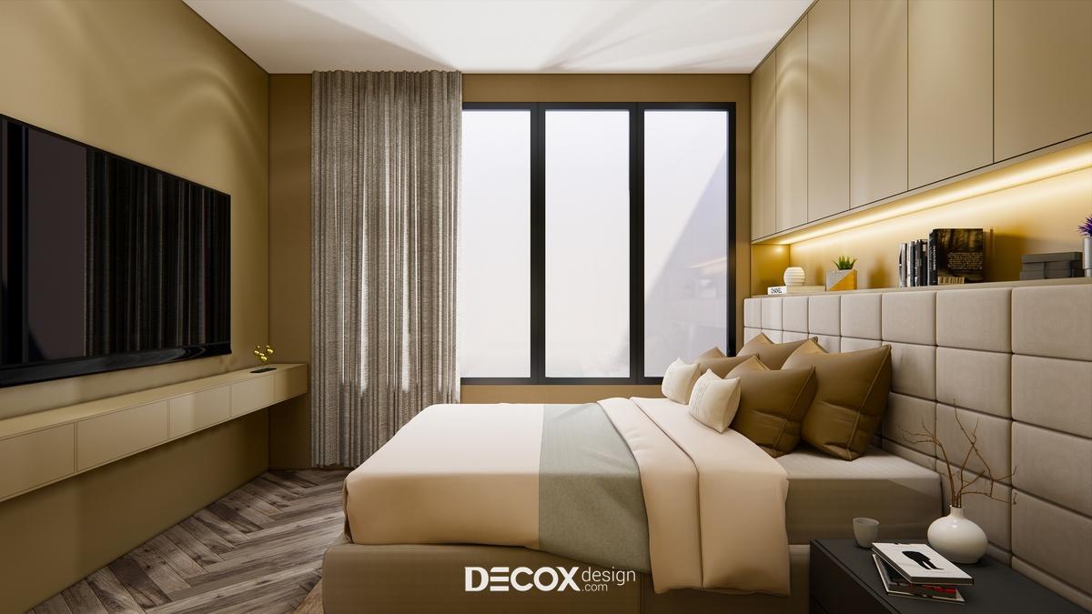 Thiết kế nội thất khách sạn mini hiện đại, sang trọng hợp xu hướng 2021