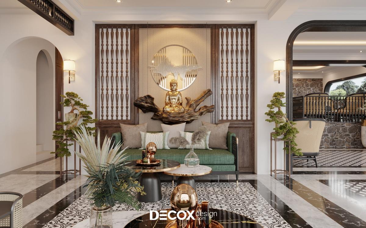 Phong cách đông dương - Indochine style