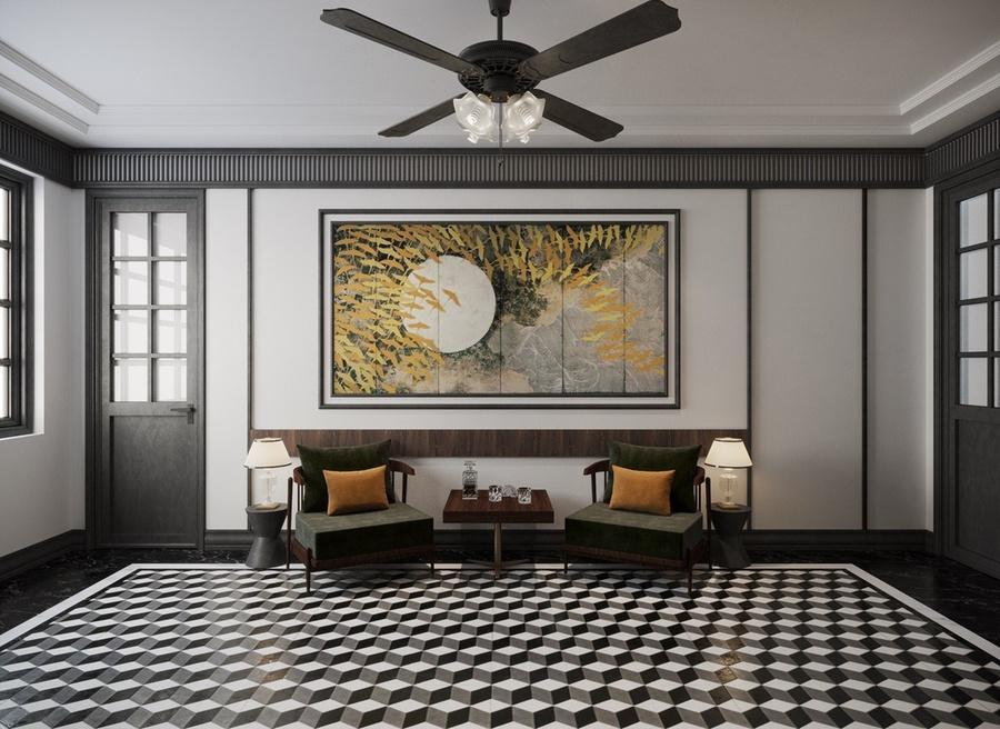 10 nguyên lý thiết kế nội thất phải nắm vững