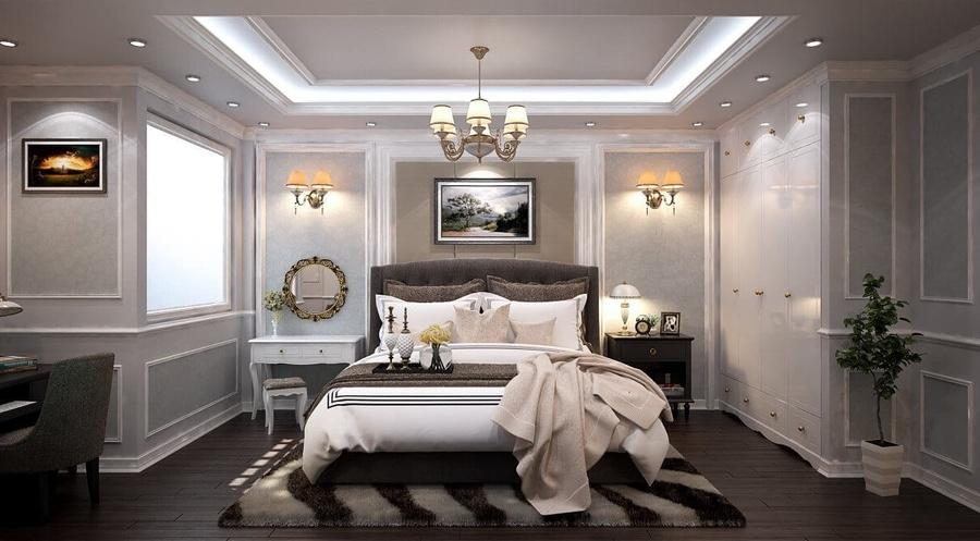 So sánh phong cách nội thất tân cổ điển và hiện đại