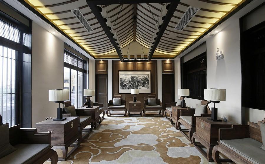 50+ mẫu thiết kế nội thất phòng khách cổ điển đẹp sang trọng 2020