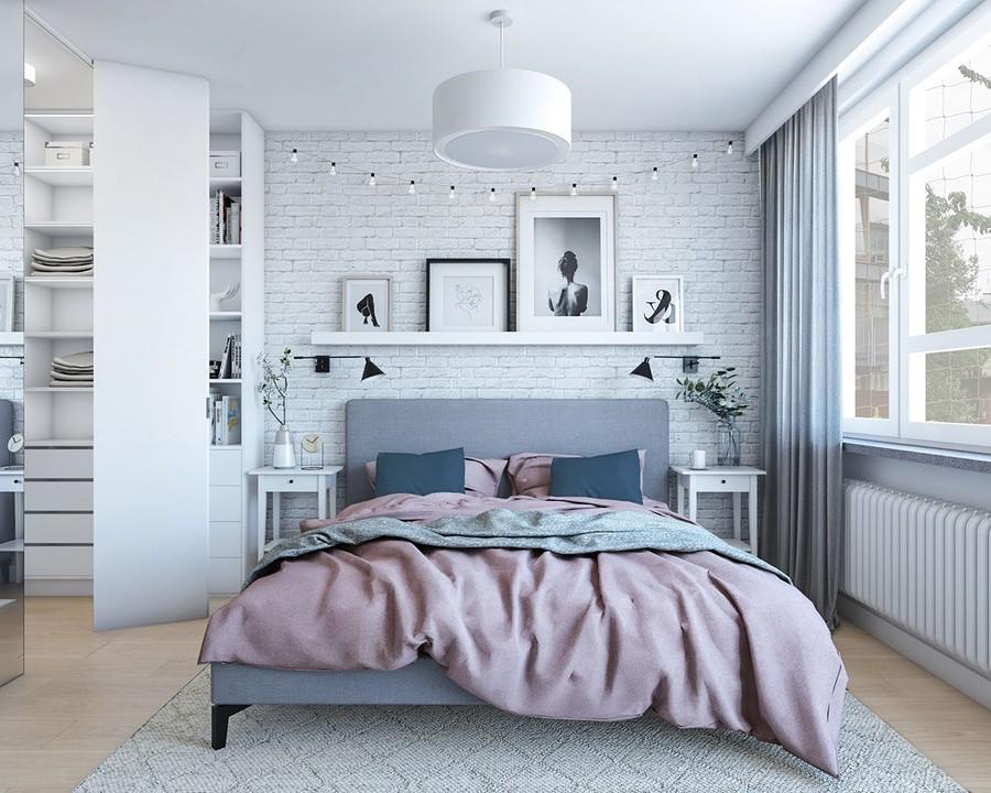 60+ mẫu đèn trang trí phòng ngủ đẹp cho không gian thêm lãng mạn