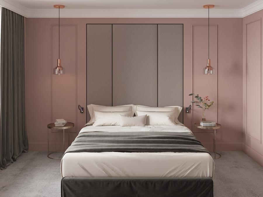 50+ mẫu thiết kế phòng ngủ màu hồng đẹp, ấn tượng nhất năm 2020