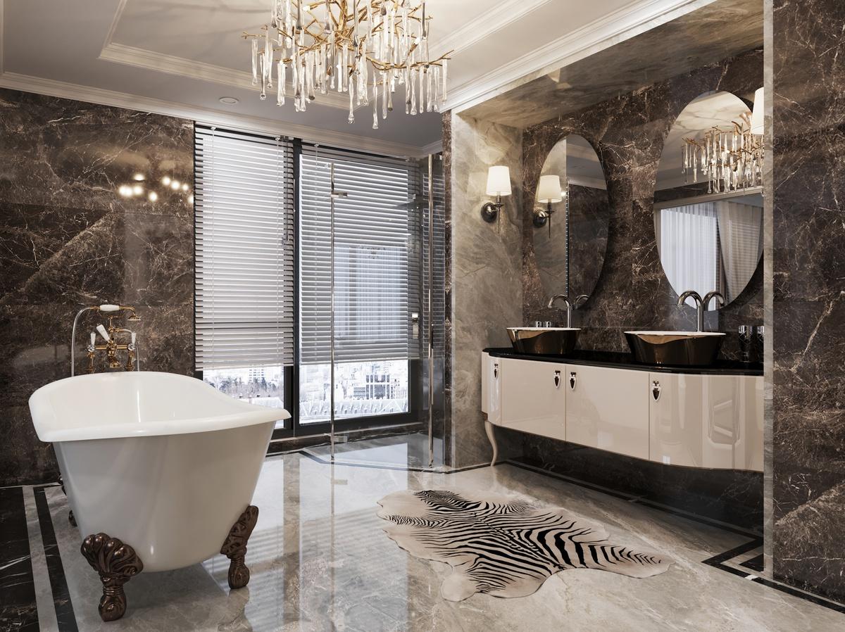 20 Mẫu thiết kế nội thất phòng ngủ khách sạn 3 4 5 sao đẹp, cao cấp