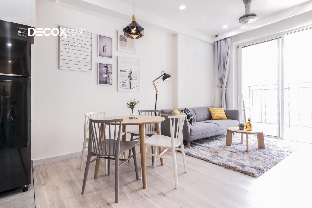 Top 18 mẫu công trình thực tế phòng khách đẹp năm 2019
