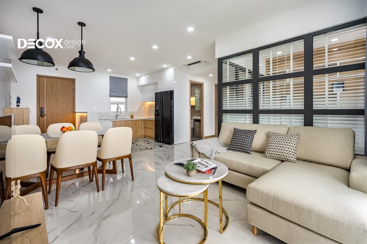 Có nên thi công nội thất căn hộ chung cư trước tết hay sau tết?