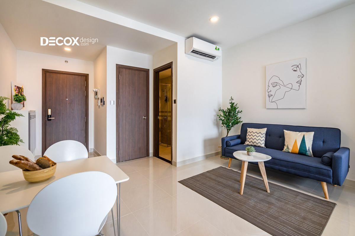 Cách chọn gạch lát nền phòng khách phù hợp với từng không gian, phong cách thiết kế
