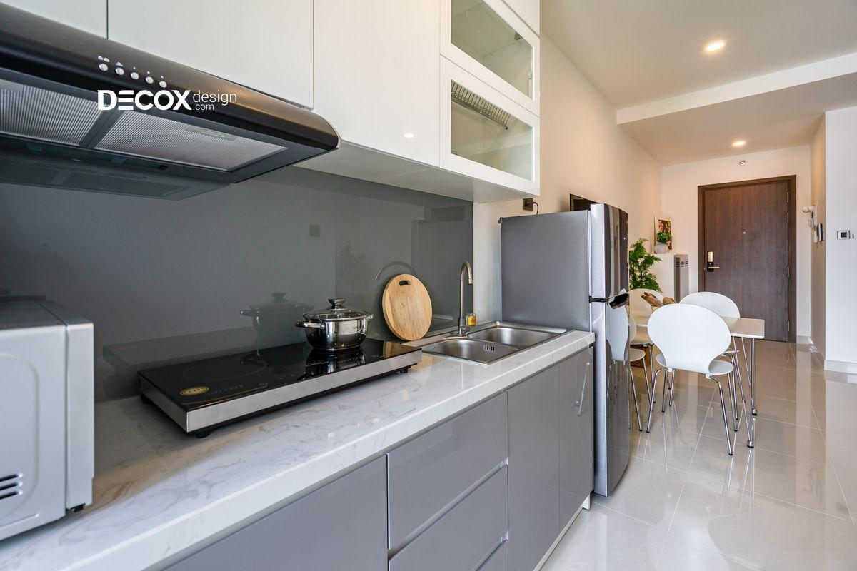 TOP 5 mẫu thiết kế căn hộ chung cư MINI độc đáo và tiện nghi