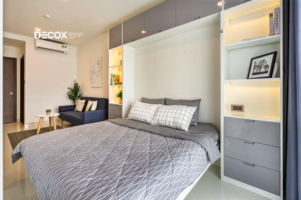 13 giải pháp khắc phục những hạn chế của phòng ngủ không có cửa sổ