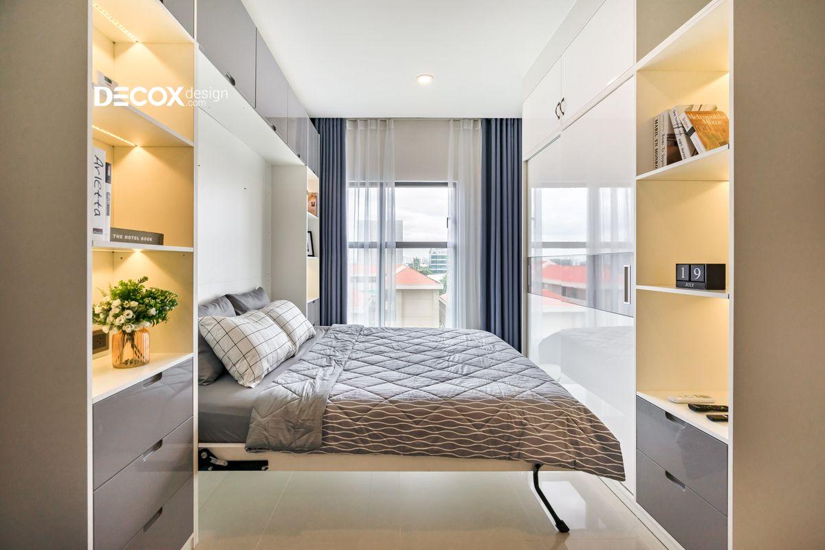 13 thiết kế căn hộ 40m2 đẹp, tiện nghi phá bỏ giới hạn diện tích