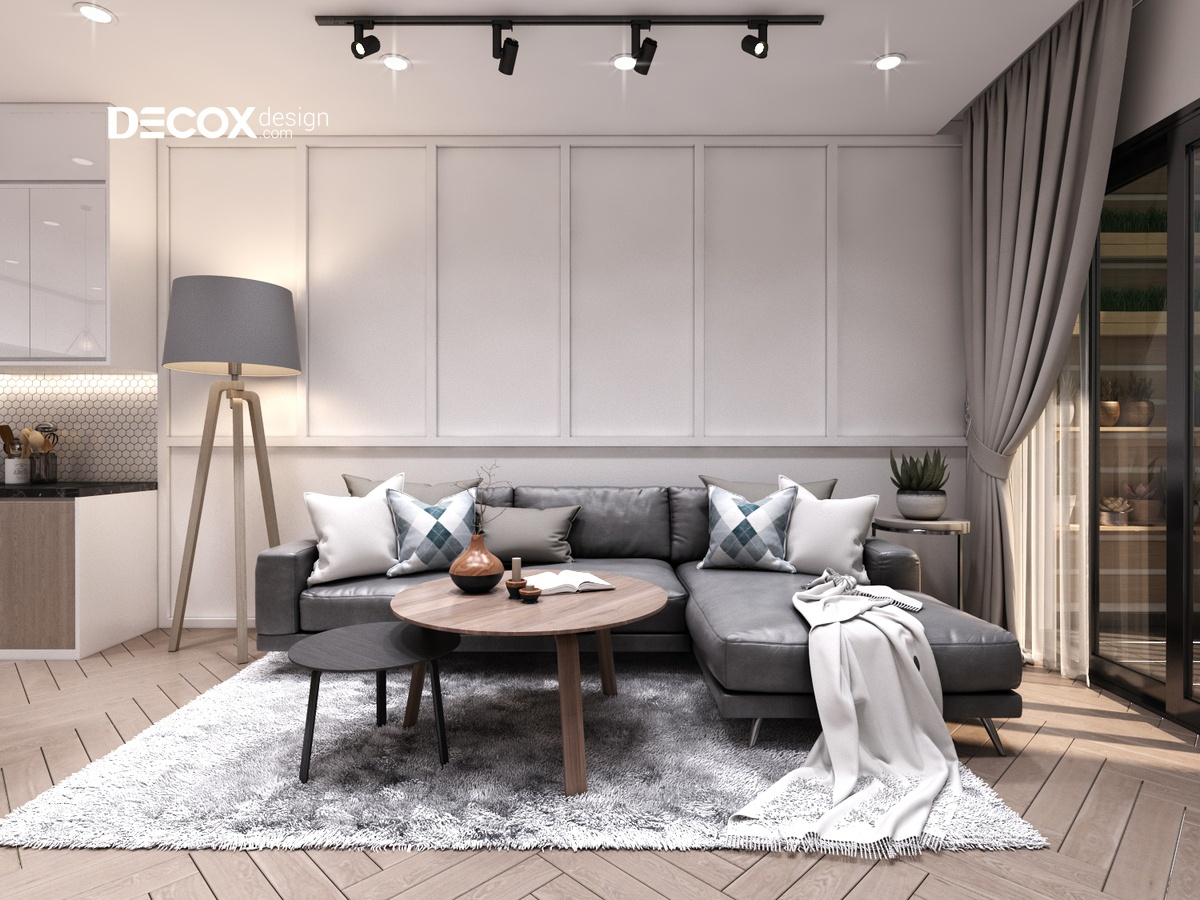 120+ mẫu thiết kế nội thất phòng khách đẹp nhất 2019