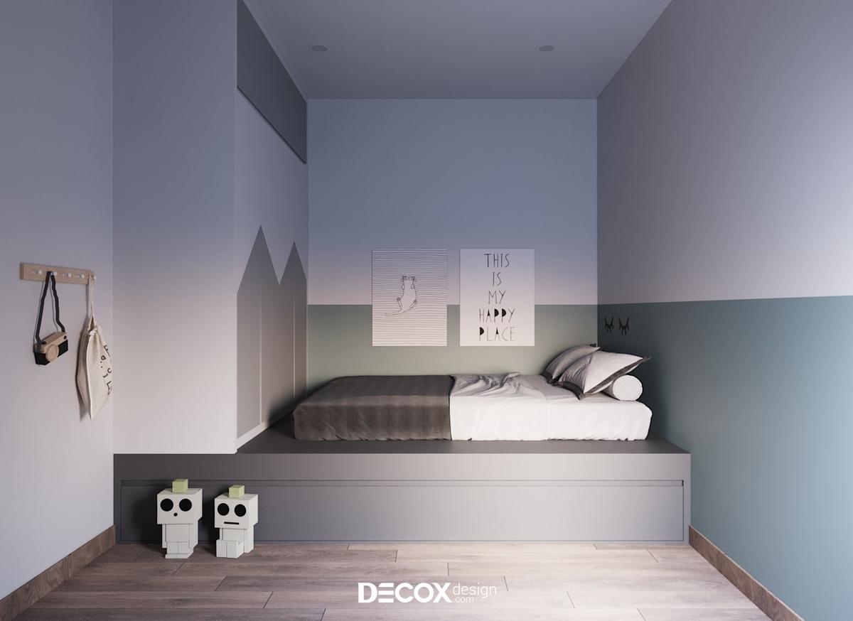 20+ thiết kế phòng ngủ tối giản đẹp cho người thích sự đơn giản