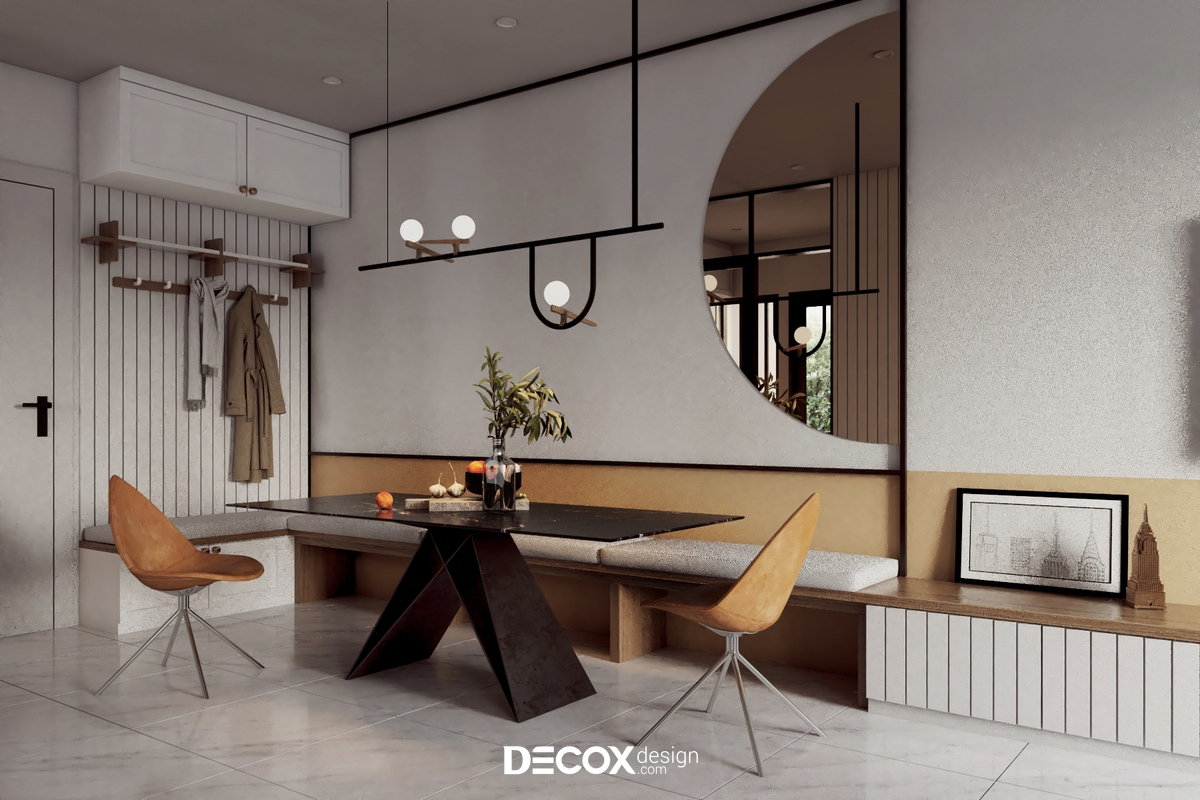 Phong cách hiện đại - Modern style