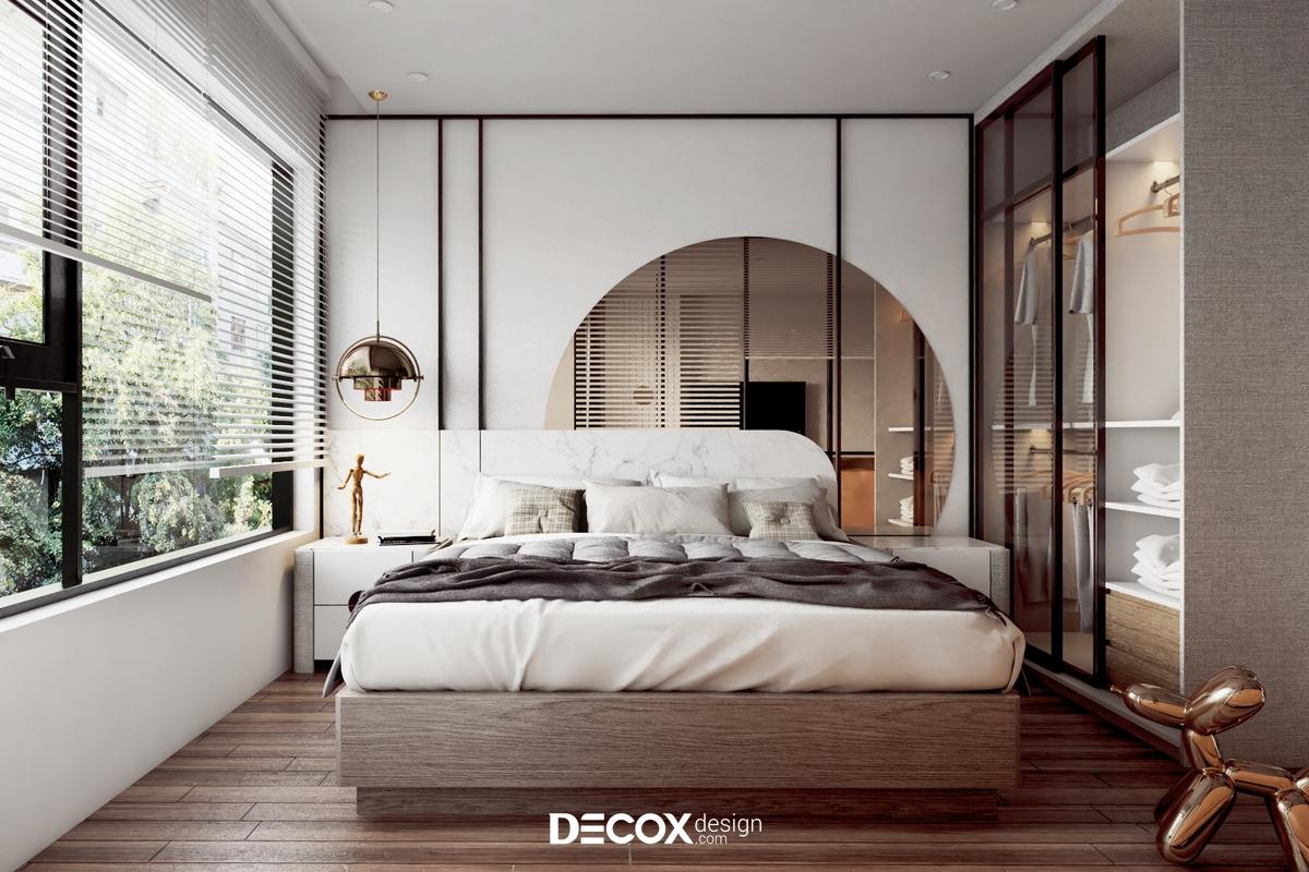 50+ mẫu thiết kế nội thất phòng ngủ tân cổ điển đẹp nhất năm 2020