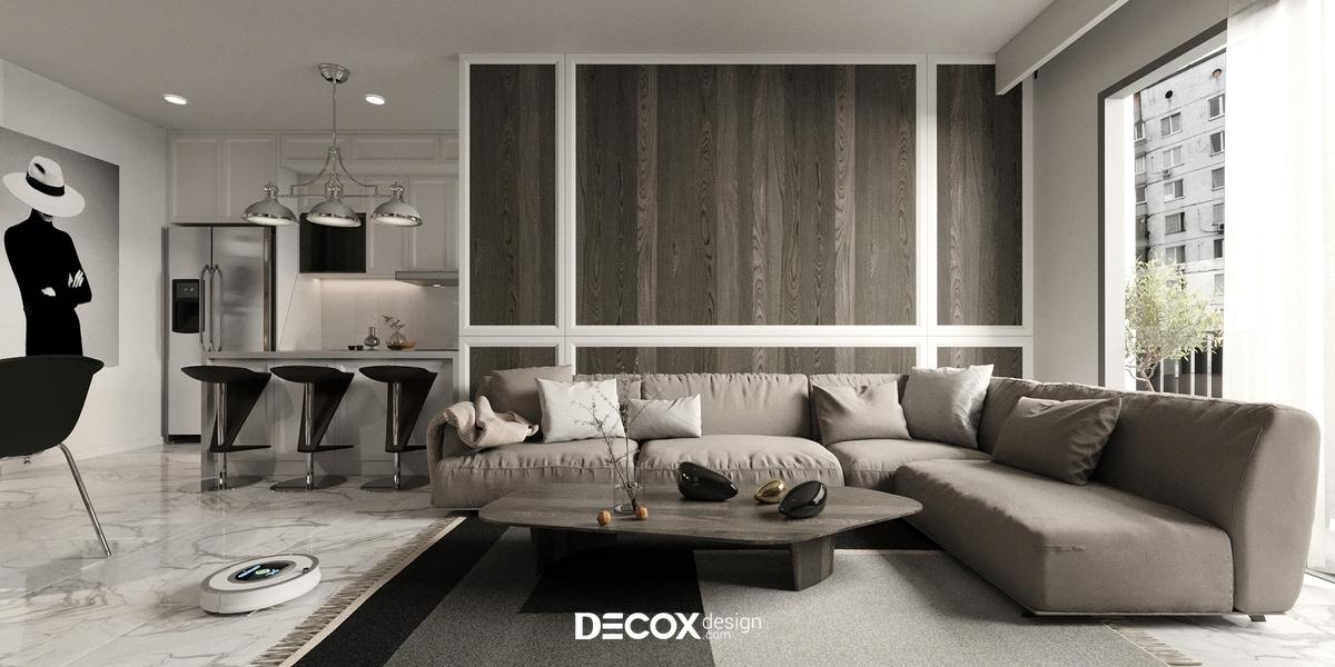 Diện tích phòng khách hợp từng mẫu nhà bao nhiêu m2 là chuẩn?