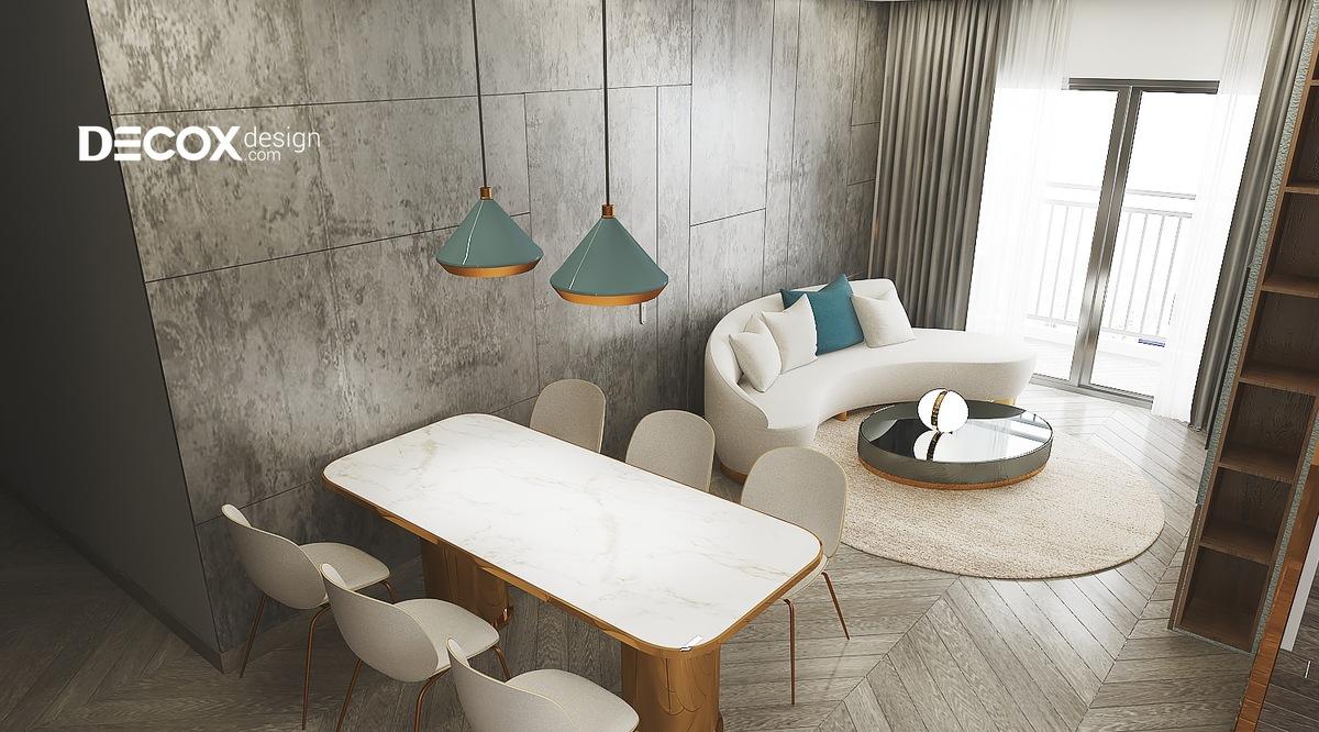Cách chọn thảm trải sàn phòng khách phù hợp