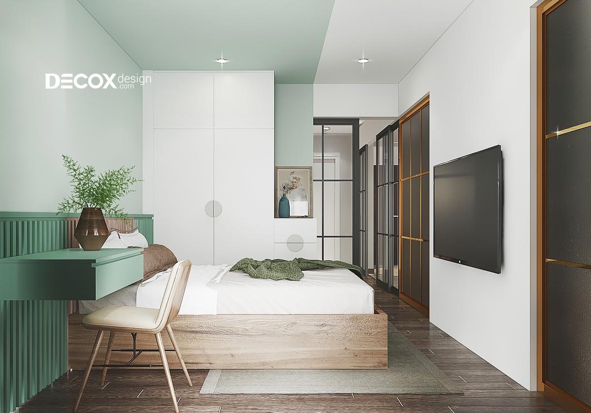 35+ mẫu phòng ngủ màu xanh đẹp, đáng mong đợi nhất năm 2020