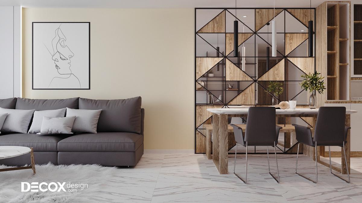 70+ mẫu gương trang trí phòng khách cho vẻ đẹp sang trọng đẳng cấp