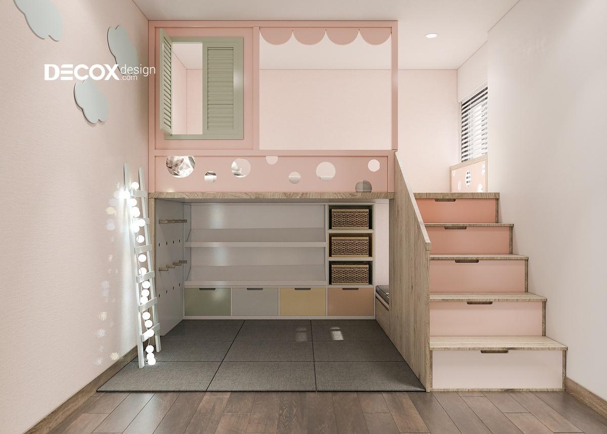 Top 100 mẫu thiết kế phòng ngủ trẻ em đẹp
