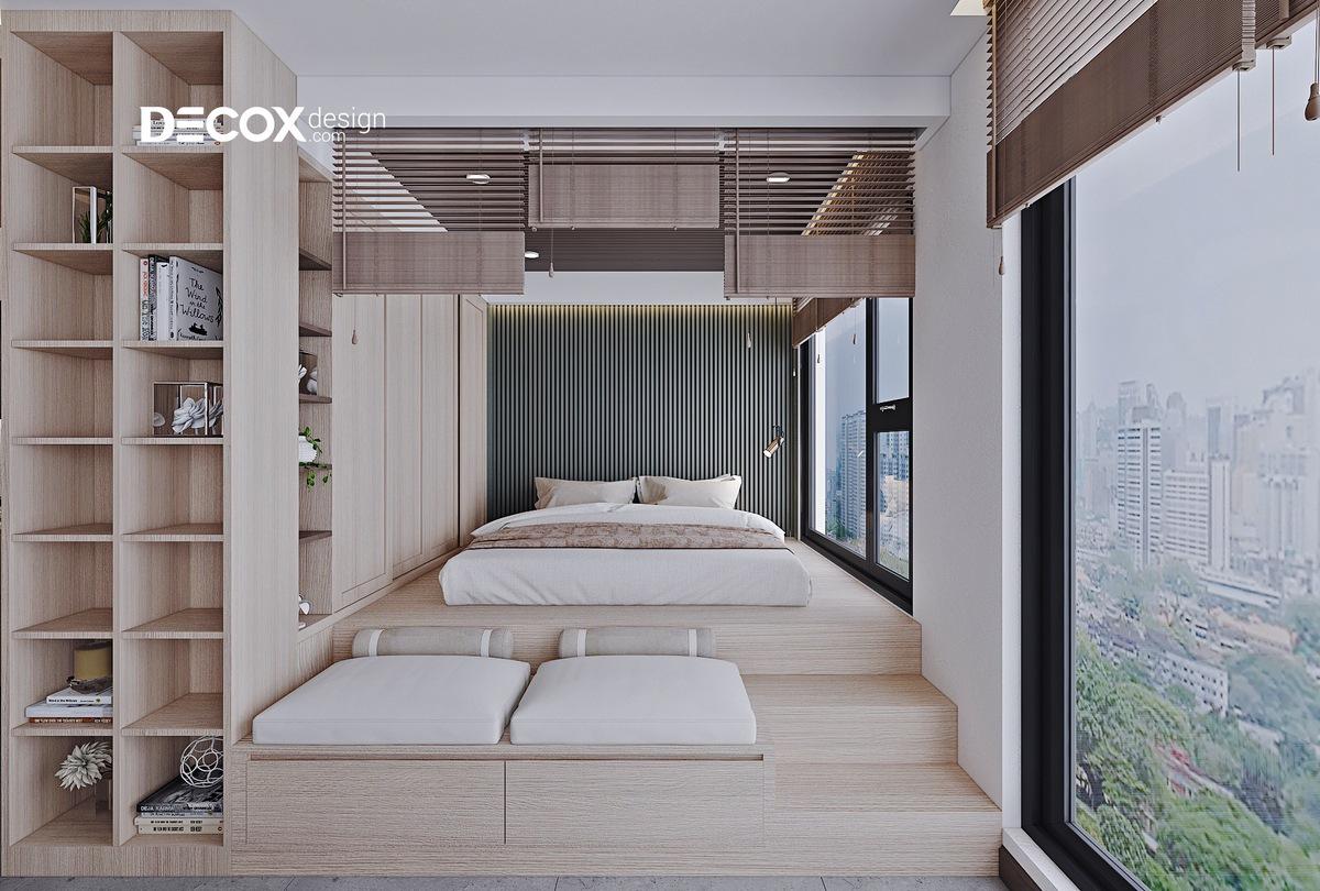 Kích thước giường ngủ tiêu chuẩn là bao nhiêu?