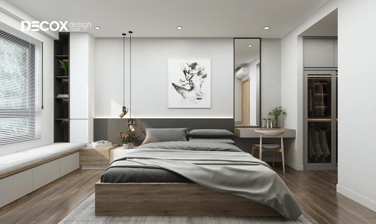 Phòng ngủ master là gì? 50+ mẫu phòng ngủ master đẹp, hiện đại