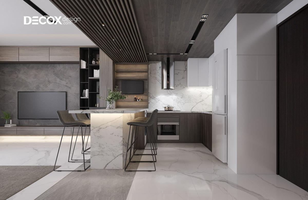 100+ mẫu thiết kế nội thất phòng bếp đẹp nhất 2019