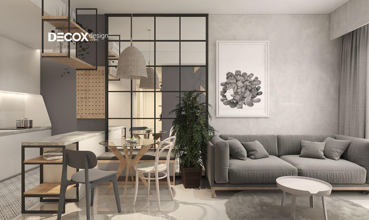 Tổng hợp 25 mẫu thiết kế nội thất phòng khách chung cư đẹp
