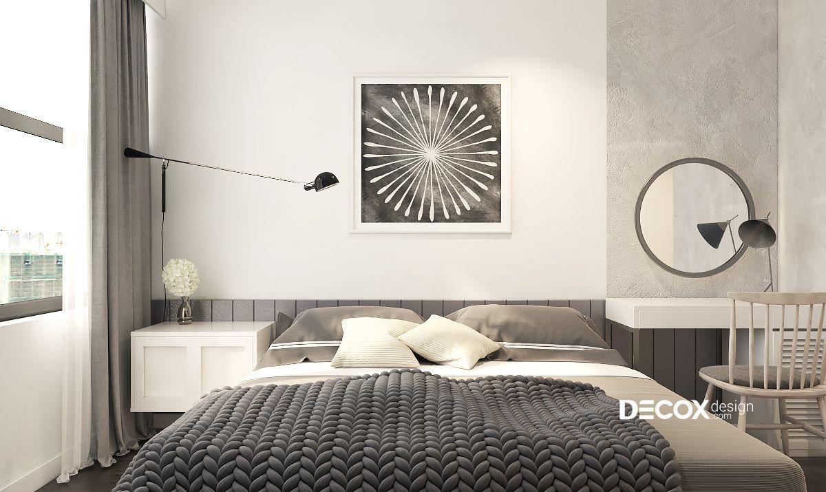 20+ mẫu phòng ngủ chung cư đẹp nhất năm 2019