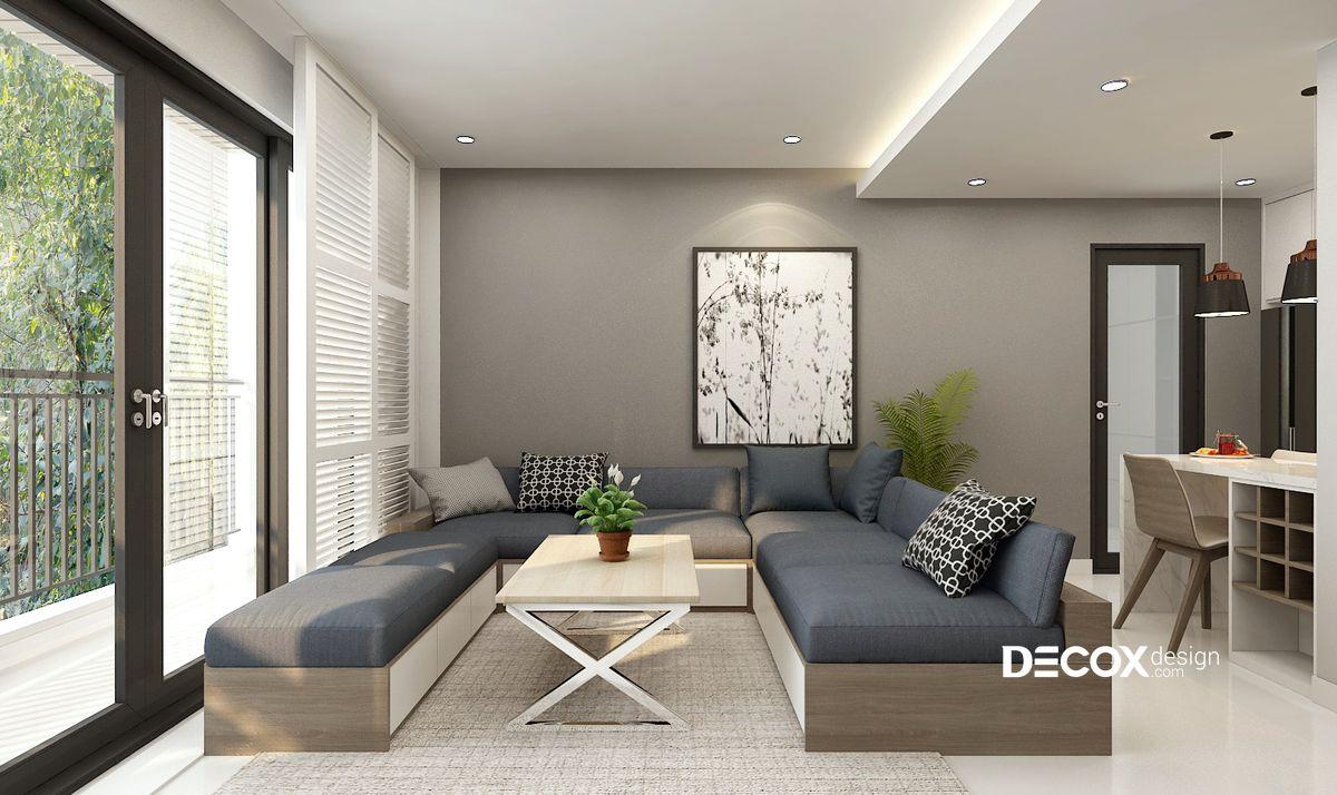 Làm mới không gian sống với 10 màu sơn phòng khách đẹp, hợp phong thủy