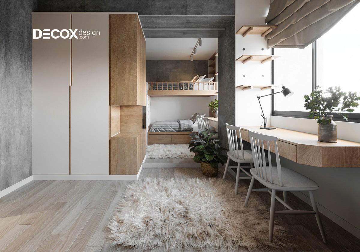 8 mẫu thiết kế nội thất căn hộ 120m2 ấn tượng nhất năm 2019