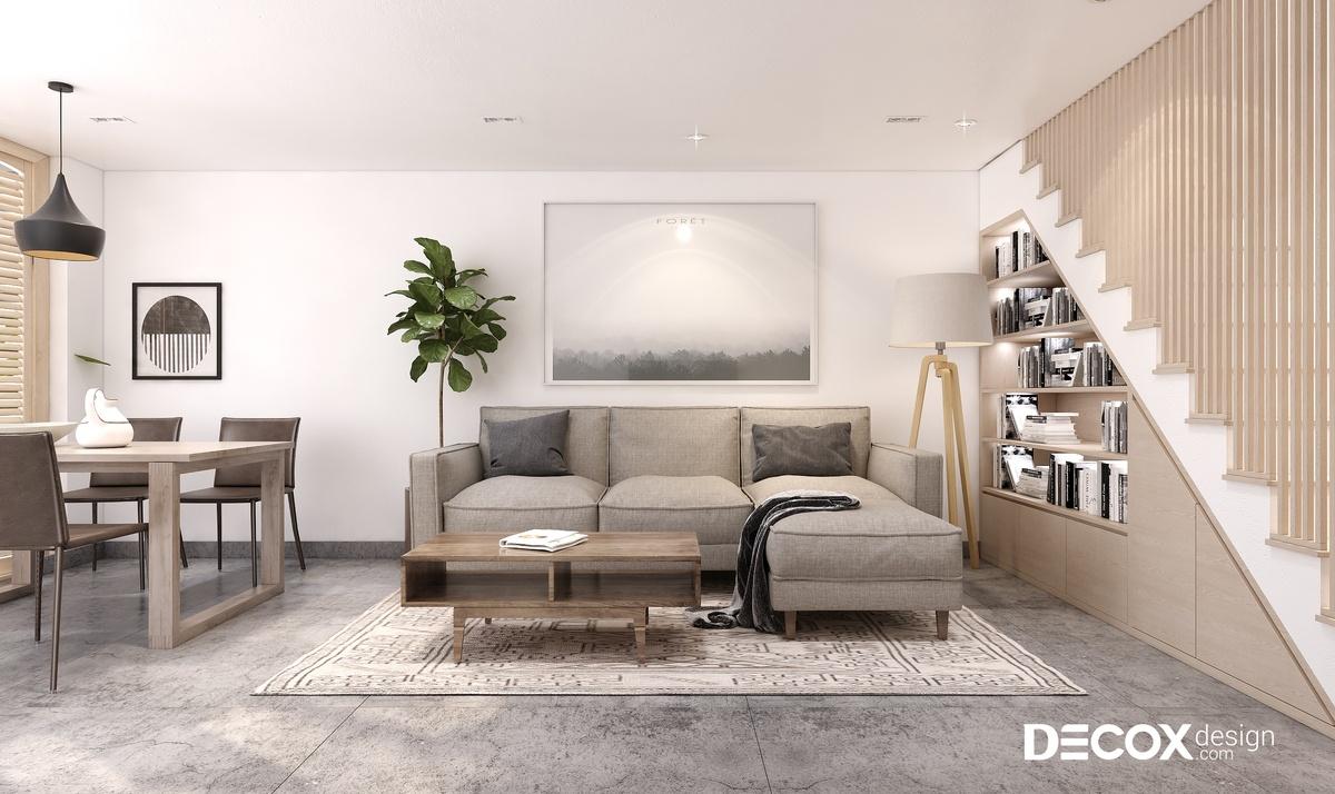 130+ mẫu thiết kế nội thất phòng khách đẹp hiện đại đơn giản 2020