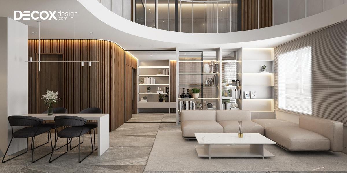 [Tư vấn] Chọn màu sơn phòng khách hiện đại sang trọng đẹp nhất 2021