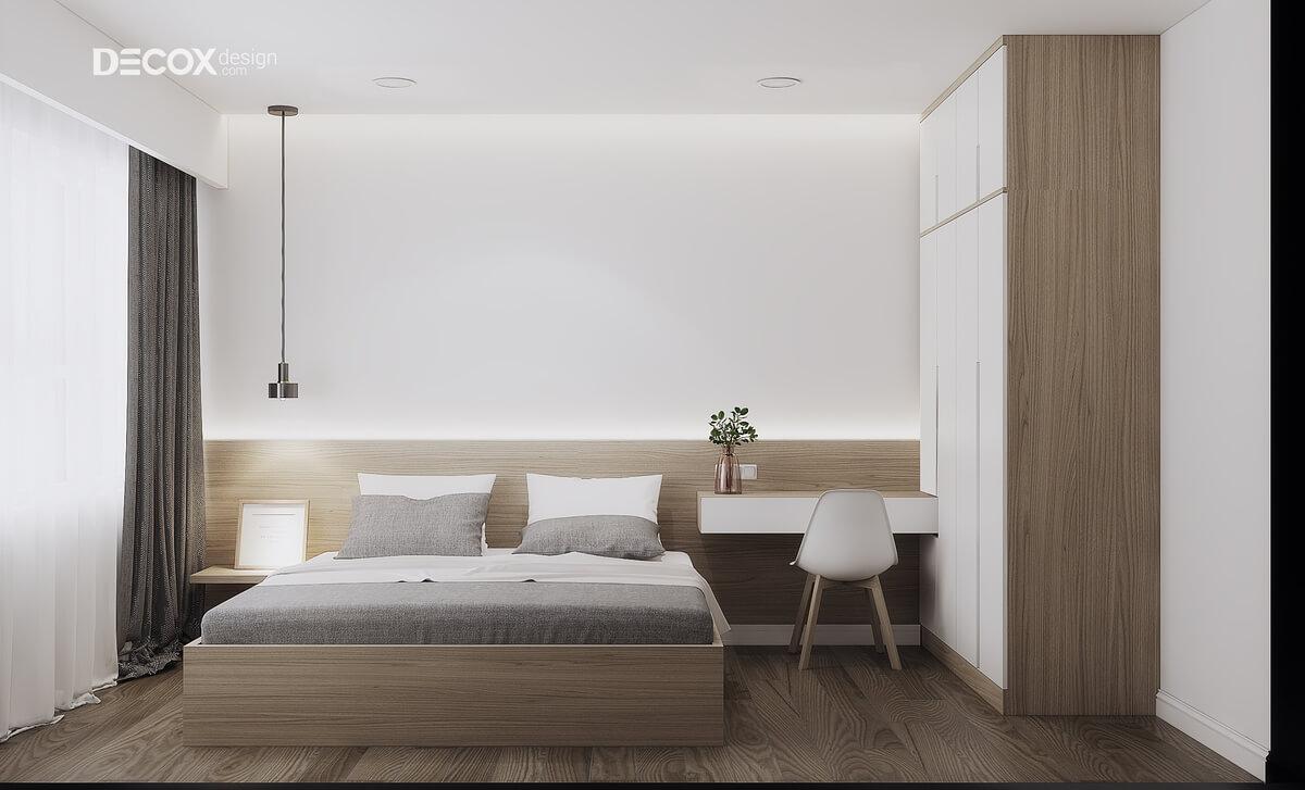 20+ mẫu thiết kế phòng ngủ tối giản tinh tế 2019