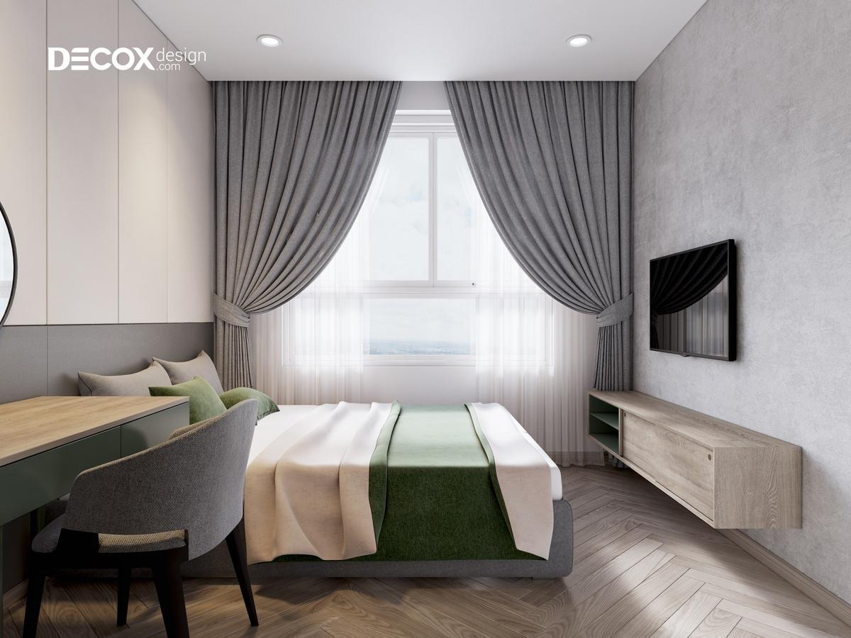 60+ mẫu thiết kế nội thất phòng ngủ master ấn tượng năm 2019