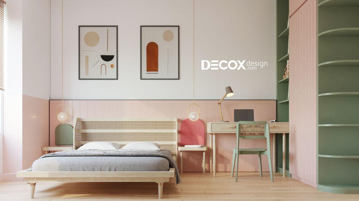 25 mẫu thiết kế nội thất phòng ngủ màu trắng chinh phục mọi ánh nhìn