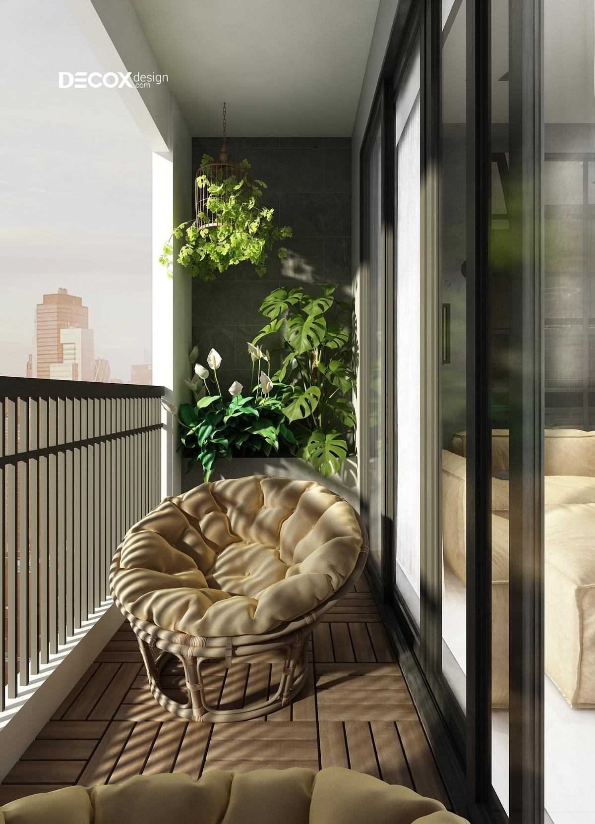 Bật mí cách chọn gạch lát ban công chung cư mà bạn chưa biết